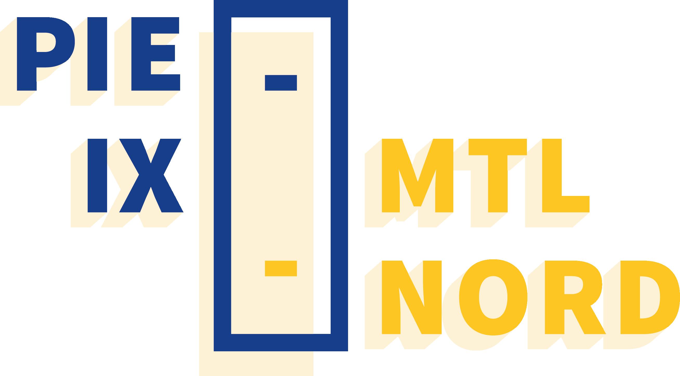 Logo Pie-IX – Mtl-Nord_complet_HD