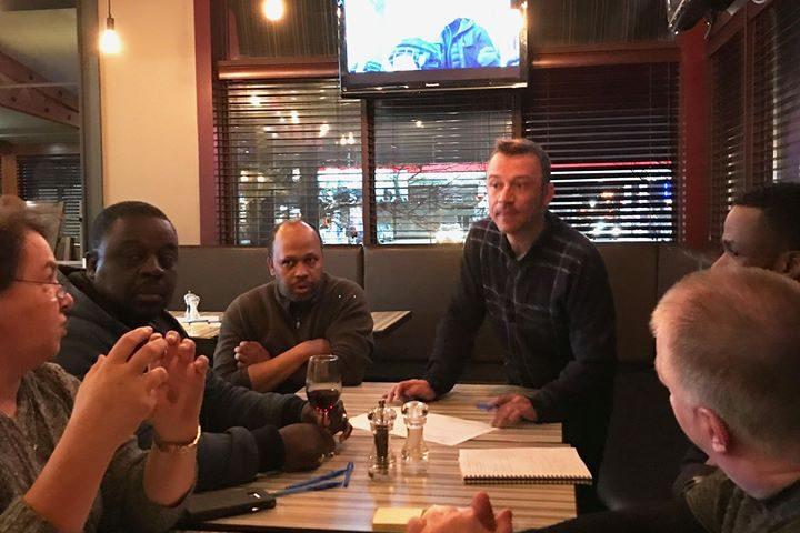 Rencontre de l'Association des commerçants Pie-IX Montréal-Nord